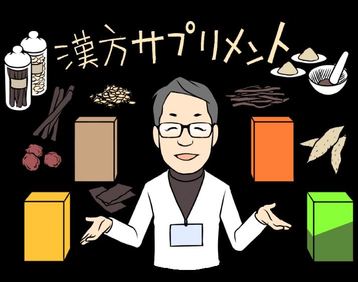 漢方サプリメント